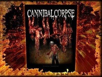 ekran CANNIBAL CORPSE - TORTURE