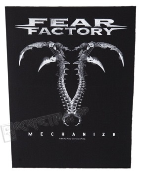 ekran FEAR FACTORY - MECHANIZE
