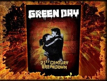 ekran GREEN DAY - 21st CENTURY BREAKDOWN