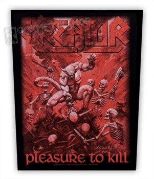 ekran KREATOR - PLEASURE TO KILL