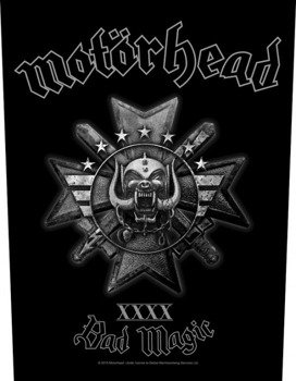 ekran MOTORHEAD - BAD MAGIC