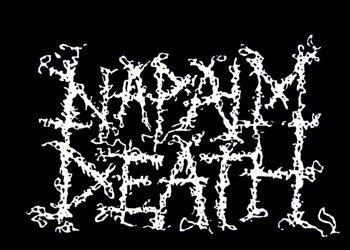 ekran NAPALM DEATH - LOGO