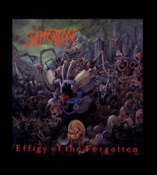 ekran SUFFOCATION - EFFIGY OF THE FORGOTTEN