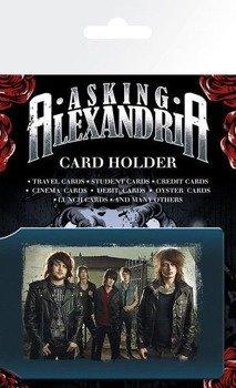 etui na kartę kredytową ASKING ALEXANDRIA - BAND