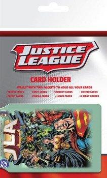 etui na kartę kredytową DC COMICS - JUSTICE LEAGUE