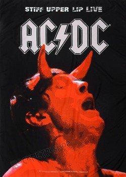 flaga AC/DC STIFF UPPER LIP LIVE