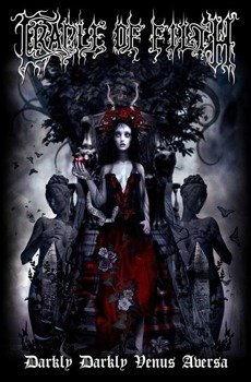 flaga CRADLE OF FILTH - DARKLY DARKLY