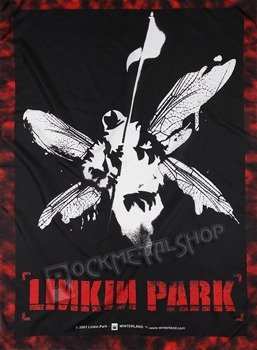 flaga LINKIN PARK - HYBRID THEORY