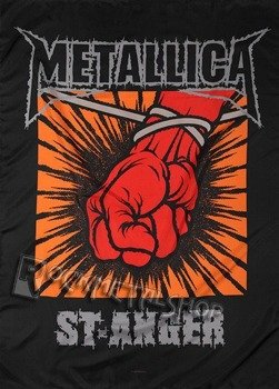 flaga METALLICA - ST. ANGER