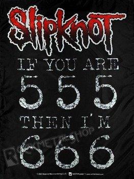 flaga SLIPKNOT- 666