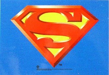 flaga SUPERMAN