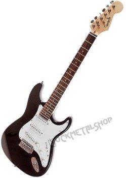 gitara elektryczna SMASH STRAT Tremolo, 3x Single Coil / BLACK