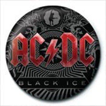 kapsel  AC/DC - BLACK ICE