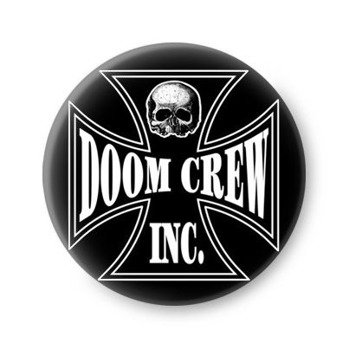 kapsel BLACK LABEL SOCIETY - DOOM CREW INC.