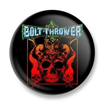 kapsel BOLT THROWER - CENOTAPH