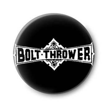 kapsel BOLT THROWER - LOGO