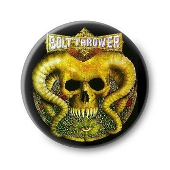 kapsel BOLT THROWER - WHO DARES WINS
