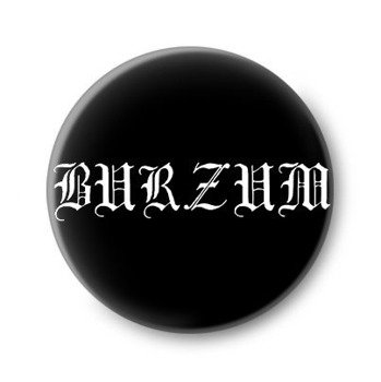 kapsel BURZUM - LOGO