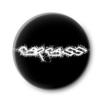 kapsel CARCASS - LOGO