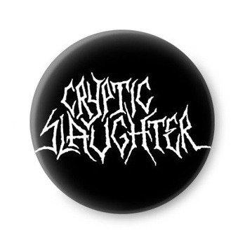 kapsel CRYPTIC SLAUGHTER - LOGO