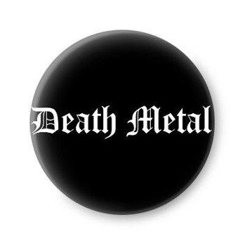 kapsel DEATH METAL