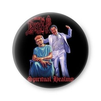 kapsel DEATH - SPIRITUAL HEALING