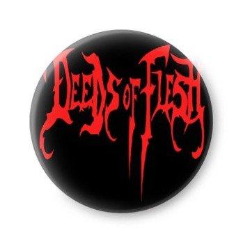 kapsel DEEDS OF FLESH - LOGO
