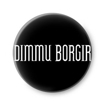 kapsel DIMMU BORGIR - LOGO