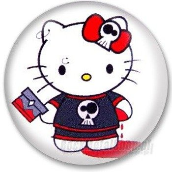 kapsel EMO HELLO KITTY średni