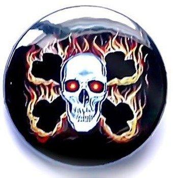 kapsel FLAME SKULL