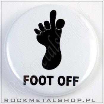 kapsel FOOT OFF