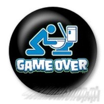 kapsel GAME OVER średni