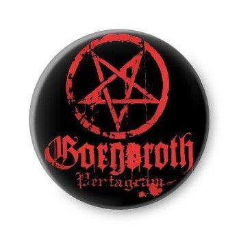 kapsel GORGOROTH - PENTAGRAM