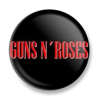 kapsel GUNS N' ROSES - LOGO RED