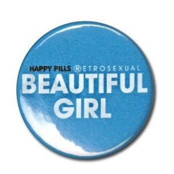 kapsel HAPPY PILS - BEAUTIFUL GIRL