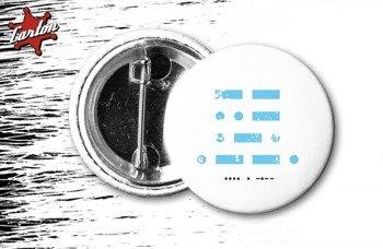 kapsel HEY - MURP biało-niebieski