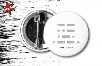 kapsel HEY - MURP biało-szary