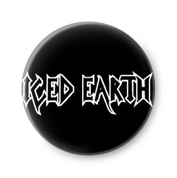 kapsel ICED EARTH - LOGO