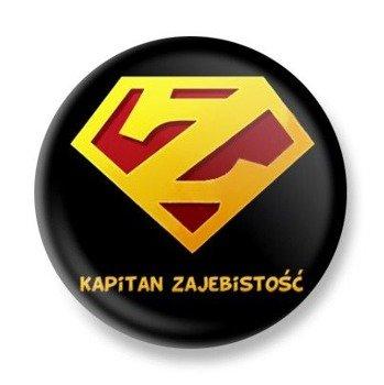 kapsel KAPITAN ZAJEBISTOŚĆ Ø25mm