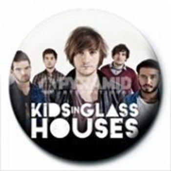kapsel KIDS IN GLASS HOUSES - BAND 1