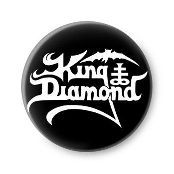kapsel KING DIAMOND - LOGO