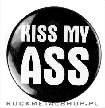 kapsel KISS MY ASS średni