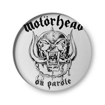 kapsel MOTORHEAD - ON PAROLE