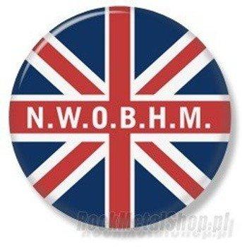 kapsel N.W.O.B.H.M. średni