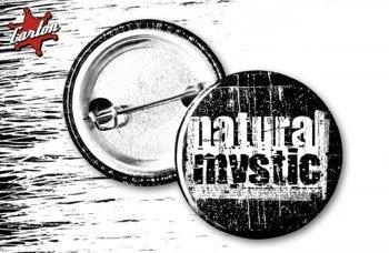 kapsel NATURAL MYSTIC - LOGO czarny