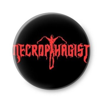 kapsel NECROPHAGIST - LOGO