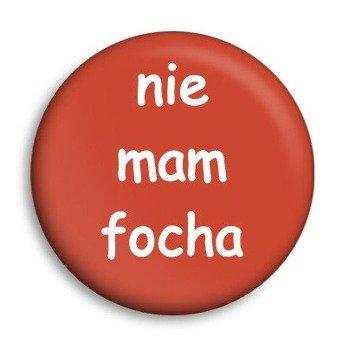 kapsel NIE MAM FOCHA Ø25mm