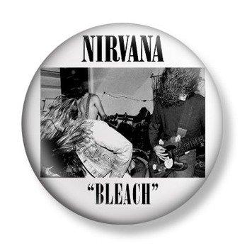 kapsel NIRVANA - BLEACH biała