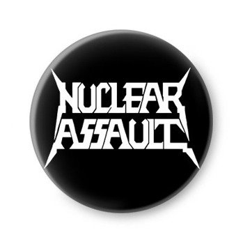 kapsel NUCLEAR ASSAULT - LOGO