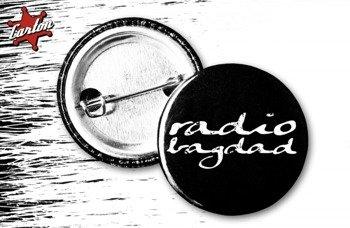 kapsel RADIO BAGDAD - LOGO black